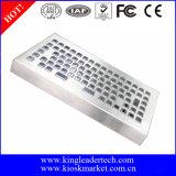 Einfache industrielle Tischplattentastatur mit Funktionstasten