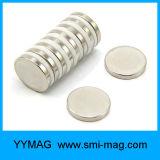 Disco de imanes de neodimio N35 N45 N40 N42 N38 N48