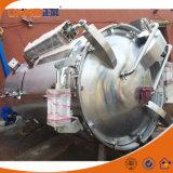 Serbatoio multifunzionale dell'estrazione di garanzia della qualità con il portello pneumatico delle scorie