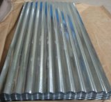 Prezzo galvanizzato ondulato della lamiera di acciaio, strato ondulato di Gi PPGI