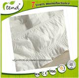 Tecido absorvente elevado para o adulto