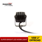 Kleines neue Produkte 10W CREE LED Arbeits-Licht