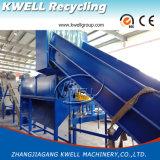 Pp.-PET Film-Beutel-Wiederverwertung/Zerquetschung/Waschmaschine