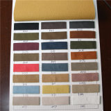 Мягкая кожа PU зерна Litchi для сумок (K605)