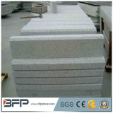 Tailles normales en pierre de aménagement de coulisse de granit pour le pavage de route