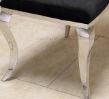 تصميم حديث بيع بالجملة مأدبة كرسي تثبيت منقل أثاث لازم