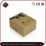 Caixa de presente dura personalizada do cartão da impressão para produtos eletrônicos