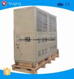 réfrigérateur industriel refroidi par air d'économie de pouvoir du refroidisseur d'eau 50HP R407c
