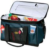 Kundenspezifische Nahrungsmittelbeweglicher faltender Picknick Isoliermittagessen-Kühlvorrichtung-Beutel