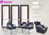 대중적인 고품질 살롱 가구 샴푸 이발사 살롱 의자 (P2024C)