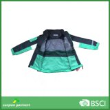 Куртки Windbreaker оптовой куртки дождя Mens вскользь водоустойчивые