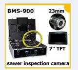 Superqualitätsabwasserkanal-Inspektion-Kamera mit langem Kabel 20m-100m