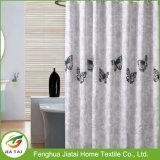 Accessori per bagno Tenda doccia in tessuto stampato in poliestere personalizzato