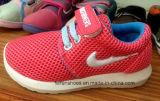 El deporte de los niños de la manera calza los zapatos de la comodidad de los zapatos corrientes de los zapatos de la inyección (FF1029-5)