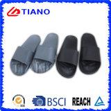 Color y cómodo puros con PVC de goma Sllipper (TNK35771) de la corrección
