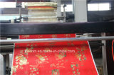Volle automatische hydraulische Papieraushaumaschine, silberne Aushaumaschine