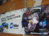 ビニールPVC旗(SS-VB80)を広告する屋外のカスタム印刷