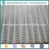 Alta tela del filtro del secador del espiral de la resistencia de abrasión para la fabricación de papel