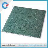 Panneau de revêtement facile de mur intérieur d'ajustement de PVC