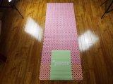 Stuoia di yoga di Microfiber con stampa