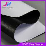 banderas brillantes materiales del PVC de 440GSM 300*500d 18*12