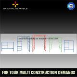 Beständiges Rahmen-Baugerüst-System