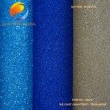 Couro sintético do Glitter da boa qualidade da sapata 5551c
