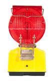 Luz de advertência de piscamento da barricada solar do diodo emissor de luz/luz de advertência de piscamento (S-1317)
