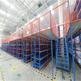 Полка мезонина стального пакгауза ISO9001 Китая многоуровневая