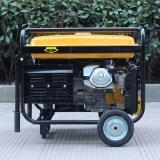 Generador portable refrescado aire Astra Corea de China del bisonte de potencia del generador 5kw del precio portable del generador para la venta Filipinas