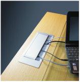 Soquete Desktop da tabela da liga de alumínio dos módulos do soquete 3.5 de Btd