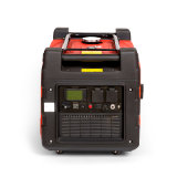 gebruik van de Generator van de Omschakelaar van de Benzine 3.6kw 3600W 3600kVA het Digitale voor Huis en Bureau