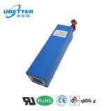 18650 pacchetto della batteria di ione di litio di capacità elevata 36V 40ah