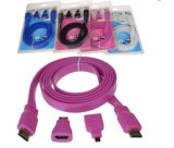 HDMI al cable del kit de HDMI