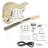 DIYのエレキギターのギターキットの/Lp様式のギターのCessprin熱い販売か音楽(CPGK003)