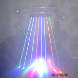 Acht Köpfe DJ positionieren Laser-Beleuchtung