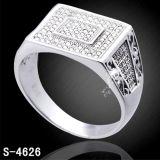 De Zilveren Levering voor doorverkoop van uitstekende kwaliteit van de Fabriek van de Ring van Juwelen