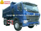 Camions de dumper de camion à benne basculante de Sinotruck HOWO A7 371HP 6X4