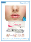 Ácido Injectable de Singfiller Hayluronic para o realce do bordo