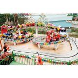 2016熱い販売の子供の乗小型シャトル、遊園地の子供の乗車