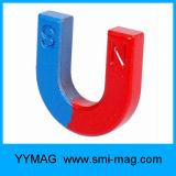 Juguete magnético NS aleación de acero Enseñanza