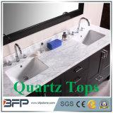 浴室及び台所のための高い磨かれた水晶石のカウンタートップ