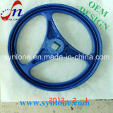 Shell Mold Sand Casting Grey Iron Handwheel