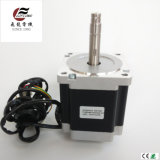 NEMA34 motor de piso de 1.8 graus para máquinas do CNC com Ce 13