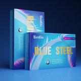 Blauer Stahl
