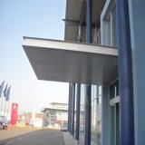 Prefab выставочный зал Hall выставки структуры металла
