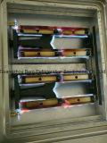 Коммерчески решетка утеса лавы газа нержавеющей стали с шкафом