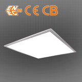 ENEC CB 619 * 619 * Panneau plat à LED ultra mince de 10 mm, 40W 0-10V Gradation en option