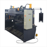 Machine hydraulique de cisaillement de massicot de commande numérique par ordinateur de QC11k 8*3200