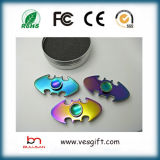 Tri-Spinner Wheel Finger Fidget Spinner à main Spinner à LED